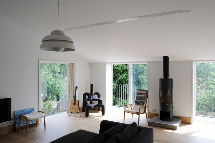 dow jones architects prospect house designboom
