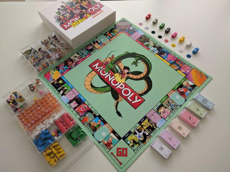 Dragon Ball Monopoly
