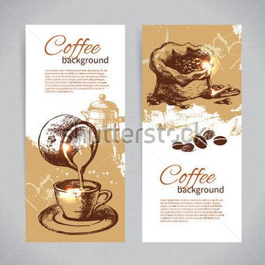 14 best 배너현수막 images on Pinterest Banners, Graphics and Sew - coffee shop brochure template