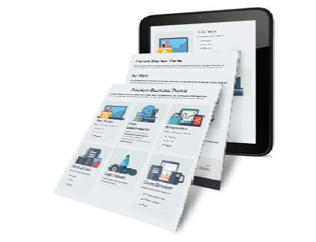 HomePage Layout erstellen lassen  Wir passen Ihr Layout an! Homepage -Layouts zur effektiven Präsentation Ihrer Produkte und Dienstleistungen