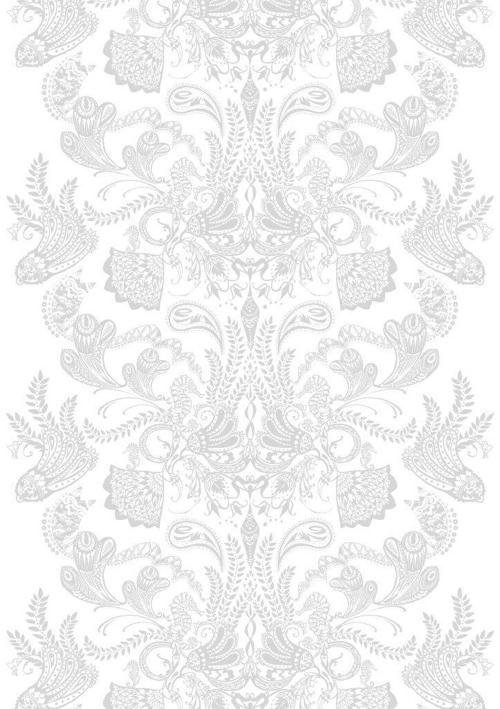 Vallila Interior Syvämeri burnout white