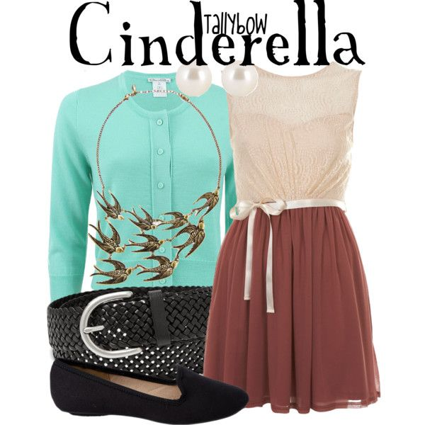 """""""Cinderella"""" by tallybow on Polyvore"""