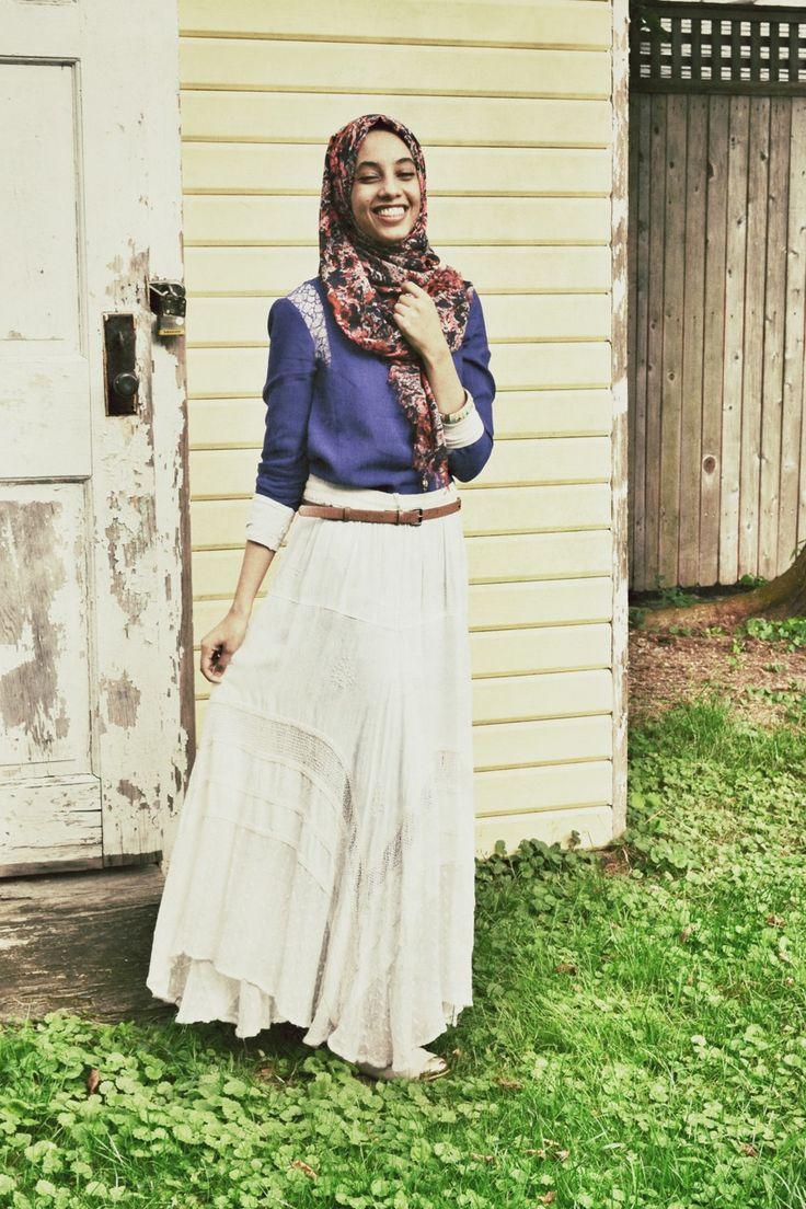 Hijabi Fashionista Hijabis Pinterest