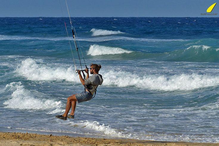 beginner-kitesurf-noosa