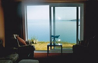 Holiday Bungalow in Poppit Sands, Nr. Fishguard, Pembrokeshire, Wales W1109