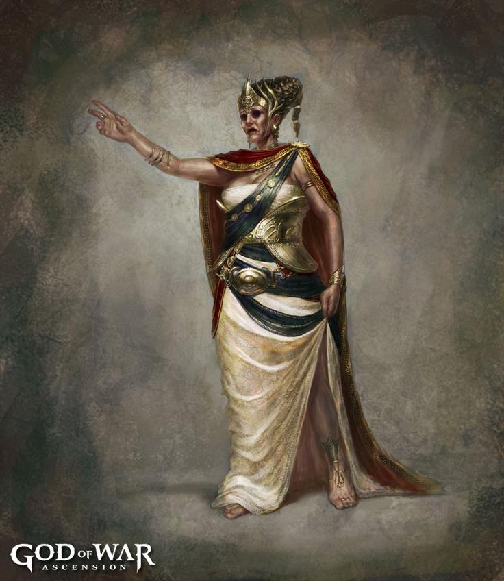 God of War: Ascension (PS3) Artwork