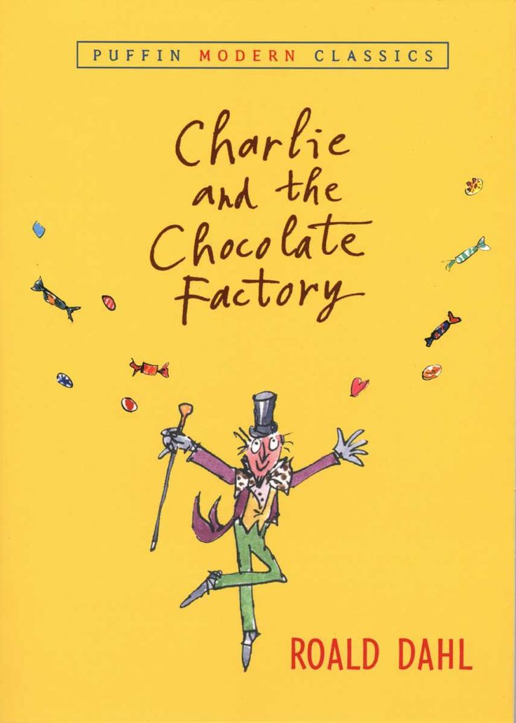 Charlie and the Chocolate Factory - Roald Dahl; website includes lots of information and lesson plans, too.
