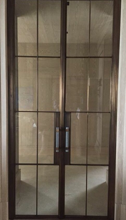 Bedroom entrance doors along hallways.  #LG  Limitless Design #Contest