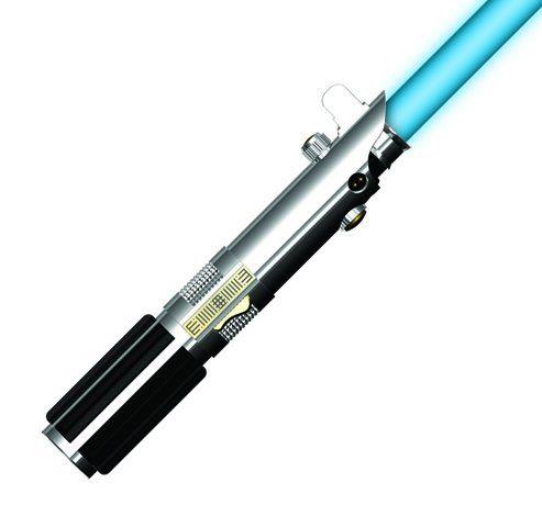 Star Wars Episode III Anakin Skywalker FX Lightsaber Prop Replicas @ niftywarehouse.com