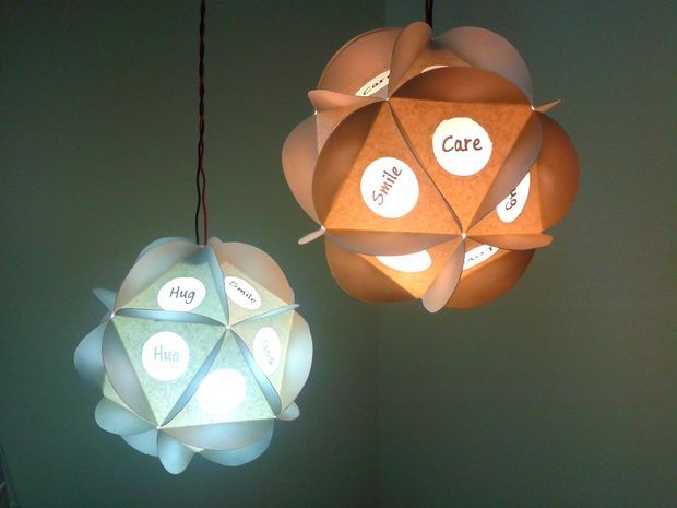 13 best images about lamps lampshades on pinterest paper easy cheap awesome looking tlc pendant paper lamp aka tender love care pendant paper lamp mozeypictures Image collections