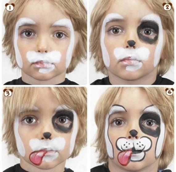 pintura facial                                                                                                                                                                                 Más