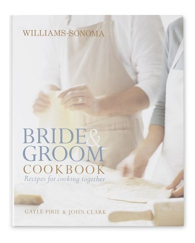 This would have been a fantastic wedding gift, for my husband and I. I think I might actually buy it now, since our first year of marriage we haven't done much cooking. Maybe we can change things up come our second anniversary :)