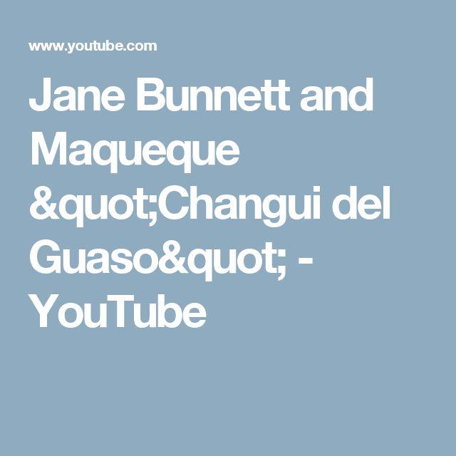 """Jane Bunnett and Maqueque """"Changui del Guaso"""" - YouTube"""