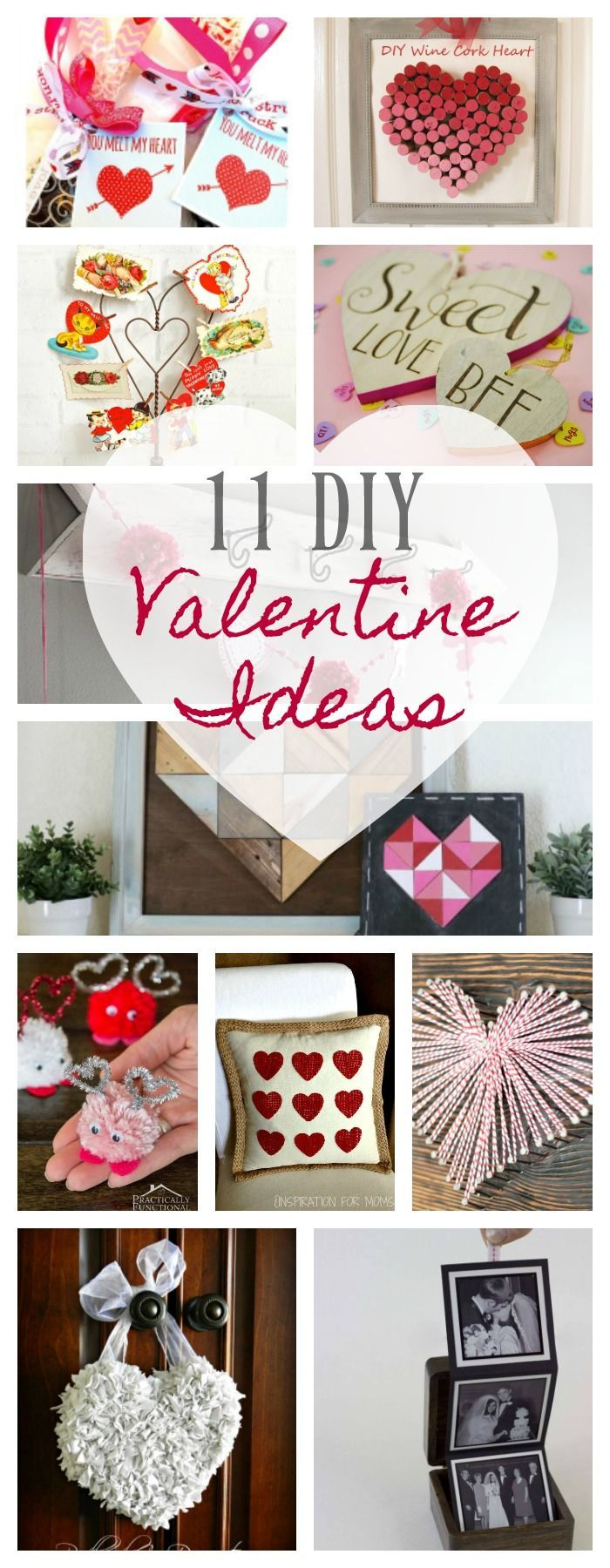 11 Valentineu0027s Day Ideas DIY Housewives