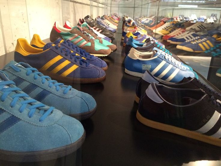 Adidas Spezial exhibition Paris #boostbirhakeim