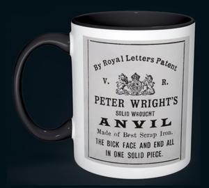 Peter Wright Coffee Mug