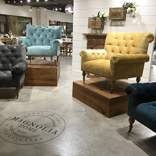 Colorful comfy chairs from Magnolia Home. 1521 best Furniture images on Pinterest   Horsehair  Bulldogs and