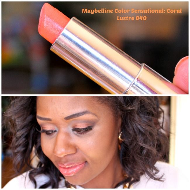 Best Lipsticks for Spring (Women of Color Friendly) ‹ Lisa a la mode. Makeup up for Dark Skin. Lipstick for Dark Skin Women. Bright Lipstick on Dark Skin