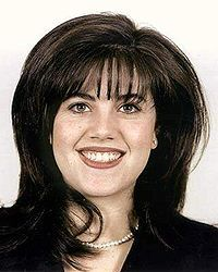 Lewinsky scandal, 1998, January: Defense Dept. worker Linda Tripp delivers audiotapes revealing a sexual relationship between President Bill Clinton and a 22-year-old White House Intern, Monica Lewinsky. The news of this extramarital affair and the resulting investigation eventually leads to the impeachment of President Clinton in 1998 by the US House of Representatives and his subsequent acquittal on all impeachment charges of perjury and obstruction of justice in a 21-day Senate trial.