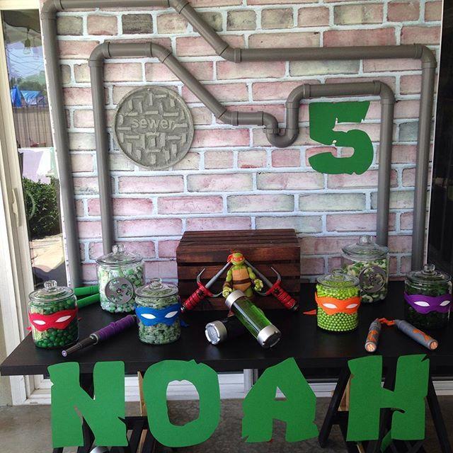 25+ Best Ideas About Ninja Turtle Room On Pinterest