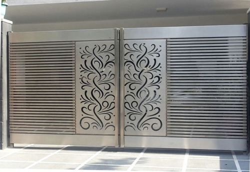 Nature Steel Gate In 2019 Awesome Art Door Gate Design