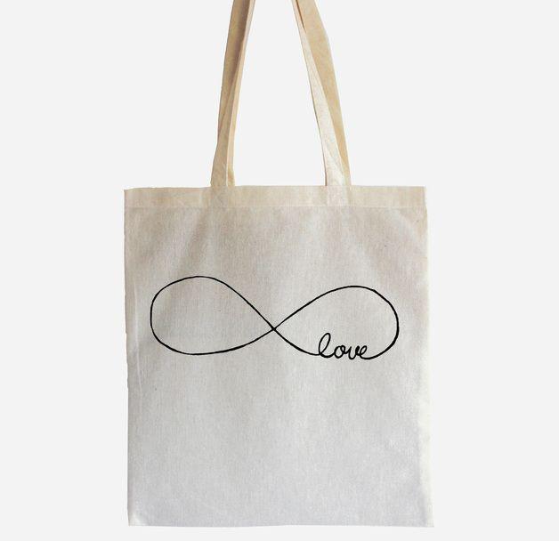 infinite love tote bag ♥