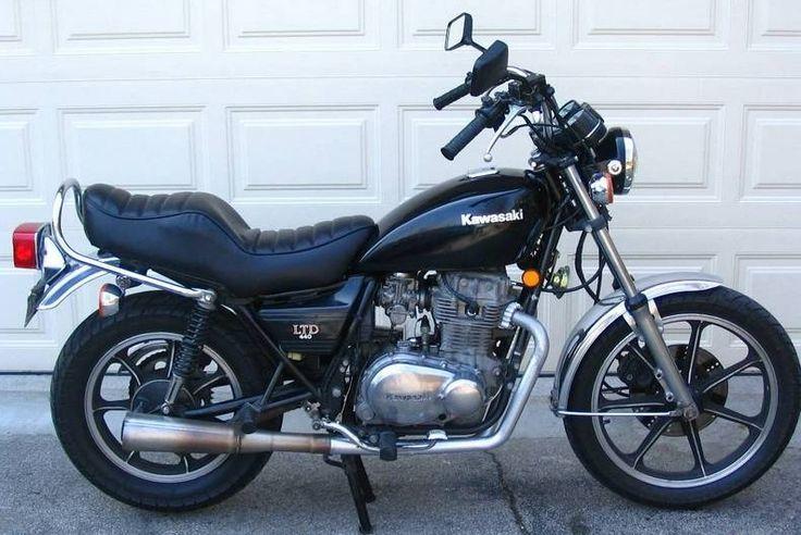1980 kawasaki 440 ltd navigate motorcycle. Black Bedroom Furniture Sets. Home Design Ideas