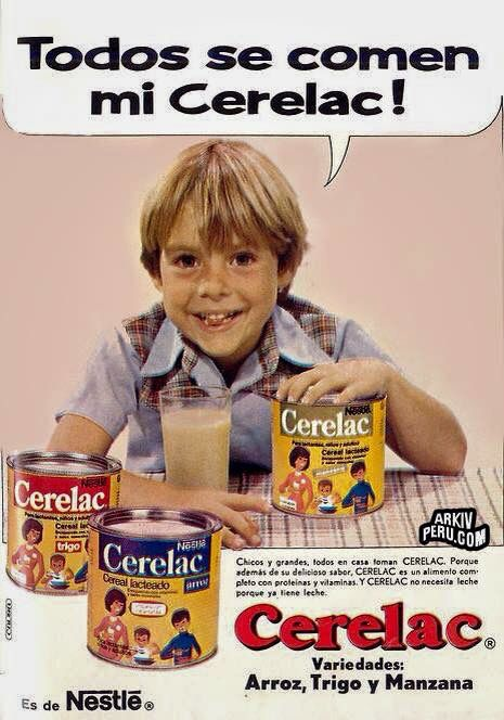 History of nestle cerelac