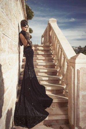 Свадебные и вечерние платья Oved Cohen весна-лето 2014