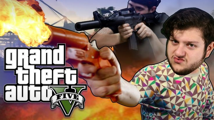 GTA 5 PC Online Funny Moments   I'M GOING AFTER HIM ON FOOT! (Funny Mome...