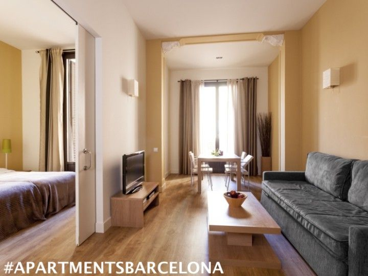 "Very cozy and special 1 bedroom apartment ""Casa Dover 33"" that accommodate up to 4 people located in the heart of Barcelona in the residential Eixample neighborhood. #barcelona #barcelonainspira #barcelonalove #barcelonalovers #barcelona2015 #barcelonagram #catalunya #catalonia #cataluña #catalunyainspira #citybreak #weekend #españa #spain #art #artist #architecture #tourist #vacation #holidays #vacations #weekendinbarcelona #barcelonacitybreak #travel #traveling #travelling #instatravel…"
