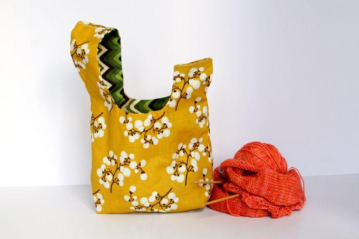 Reversible Japanese Knot Bag Pattern Google Zoeken