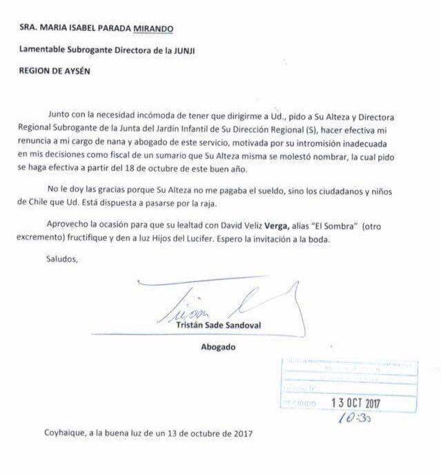 Un abogado escribió la carta de renuncia que todo humano aburrido de su trabajo sueña con redactar