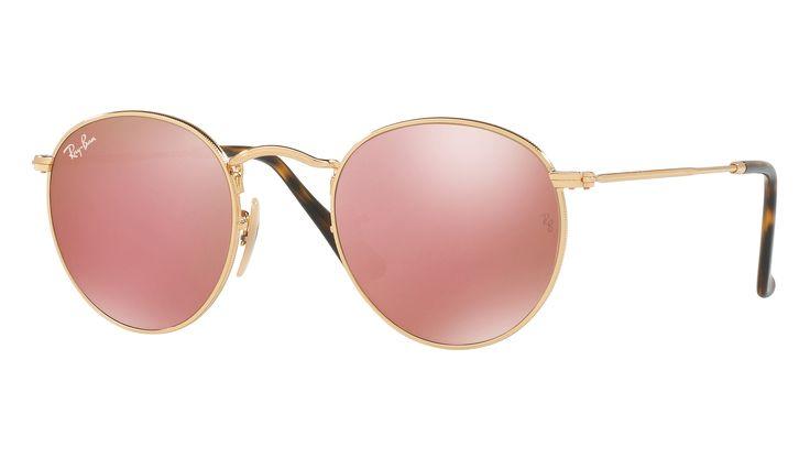 Ray-Ban Коллекция Солнцезащитные очки - Round Metal Flat Lenses RB3447N | Официальный Сайт Ray-Ban® Russia