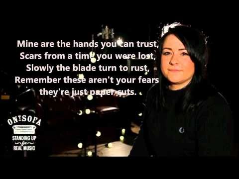 Lucy Spraggan- Paper Cuts Lyrics - YouTube