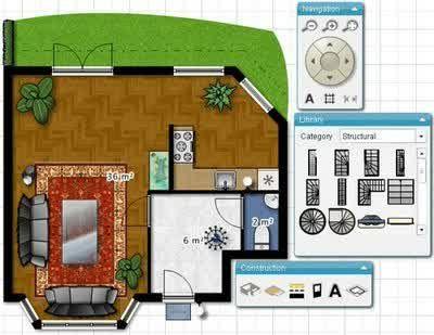 Accessories, The Unforeseen Brown Floor Design Idea With Laminate Design  Floor Planner: Make Your