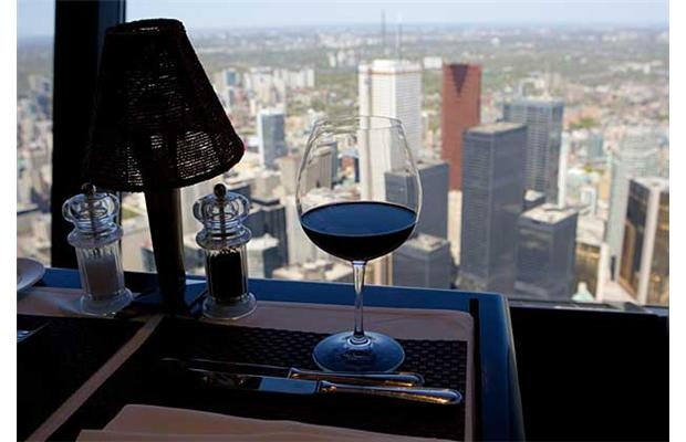 The Windsor Star names the CN Tower 360 Restaurant one of the top places to pop the big question