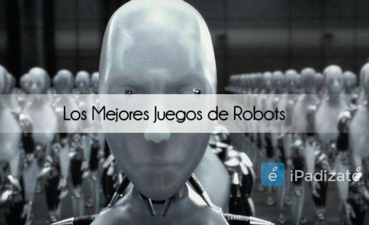 Los 10 Mejores Juegos de Robots para iPad, iPad Air y Mini