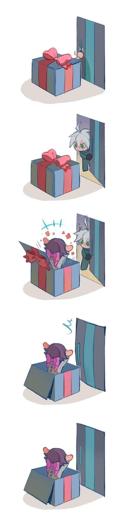 Kokichi & Kiibo