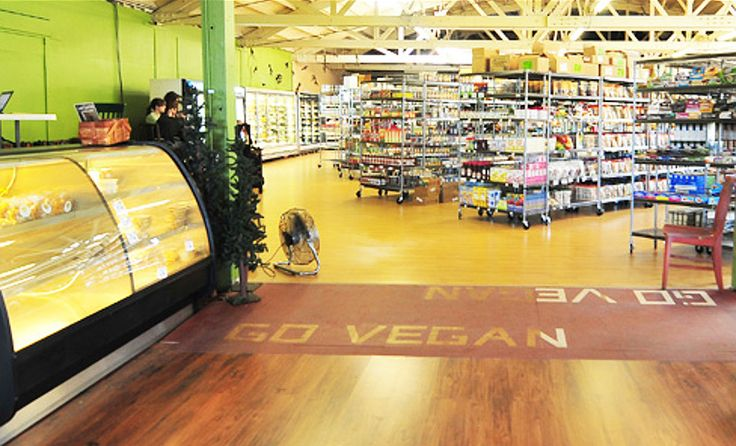 Largest Vegan Grocery Store on Earth Is Set to Expand