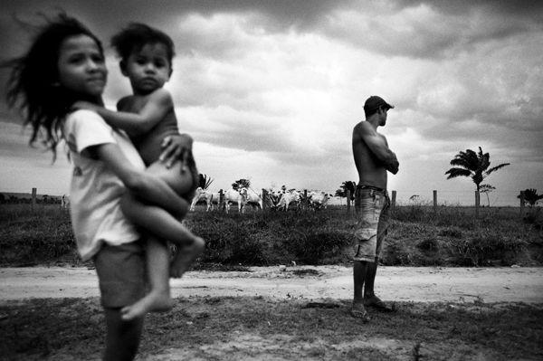 Foto van Kadir van Lohuizen: Brazil climate change