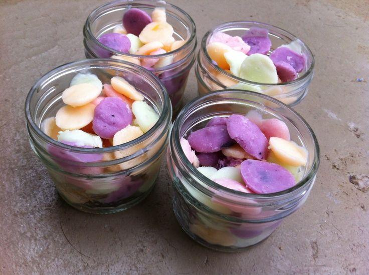how to make frozen yogurt out of yogurt