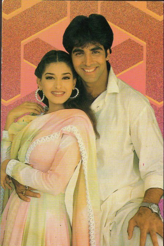 Akshay and Sonali