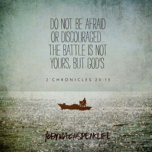 2 Chronicles 20:15