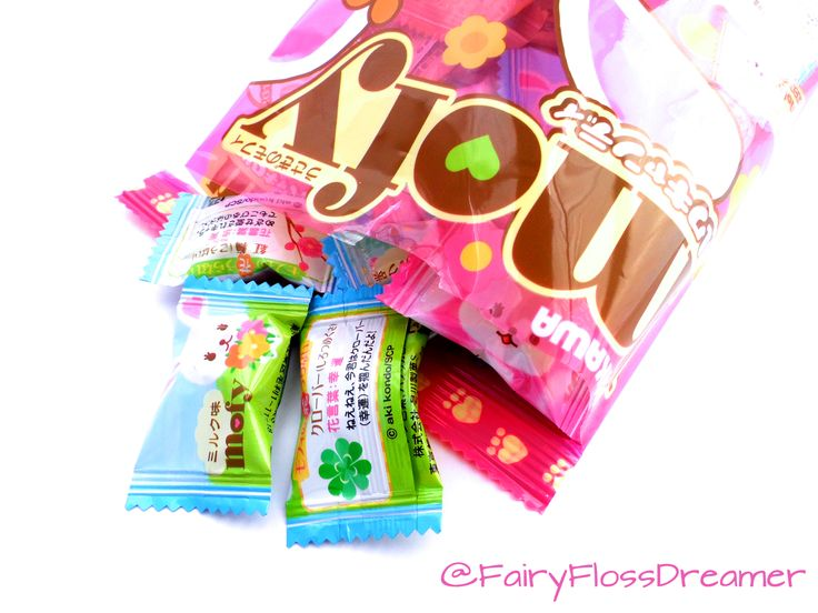 @FairyFlossDreamer #kawaii candy