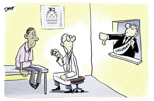 Who S In Charge Your Doctor Or Your Insurance Company Health
