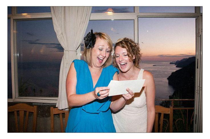A wedding in Positano at  La Tagliata restaurant in Montepertuso (Positano). Positano wedding photography by Positano wedding photographers at www.alfonsolongobardi.com