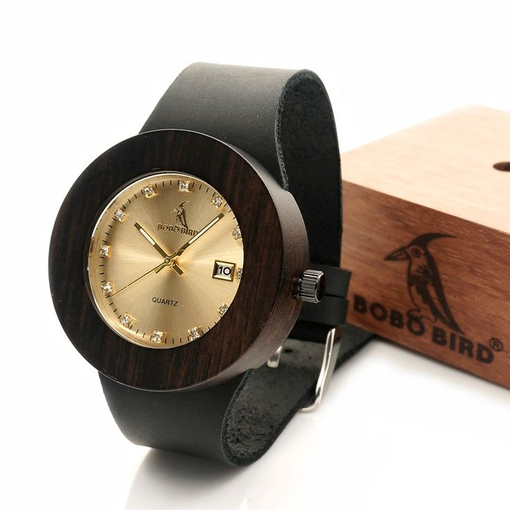 Like and Share if you want this  Wooden Gold Watches     Tag a friend who would love this!     FREE Shipping Worldwide     Get it here ---> https://levanra.com/wooden-gold-watches/