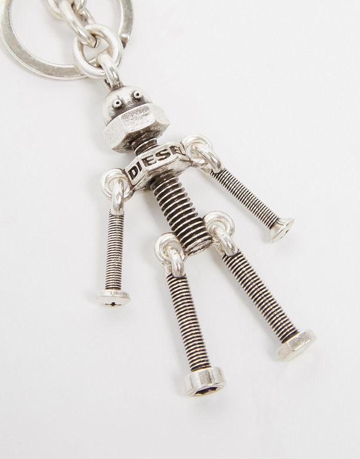 Image 3 - Diesel - Porte-clefs robot