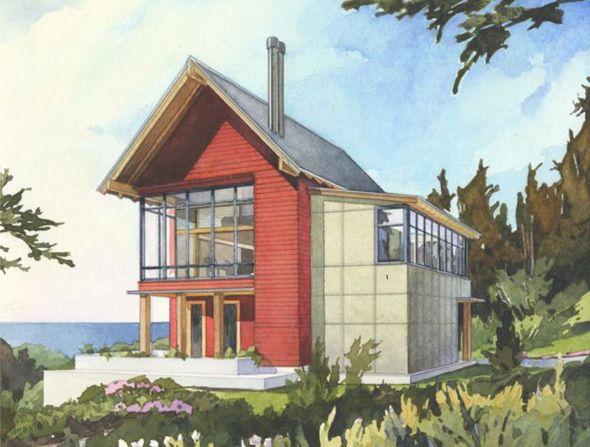 806 best Retreats images – Sunset Home Plans